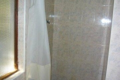 main bathroom shower